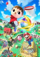 Animal Crossing Super Smash Bros.