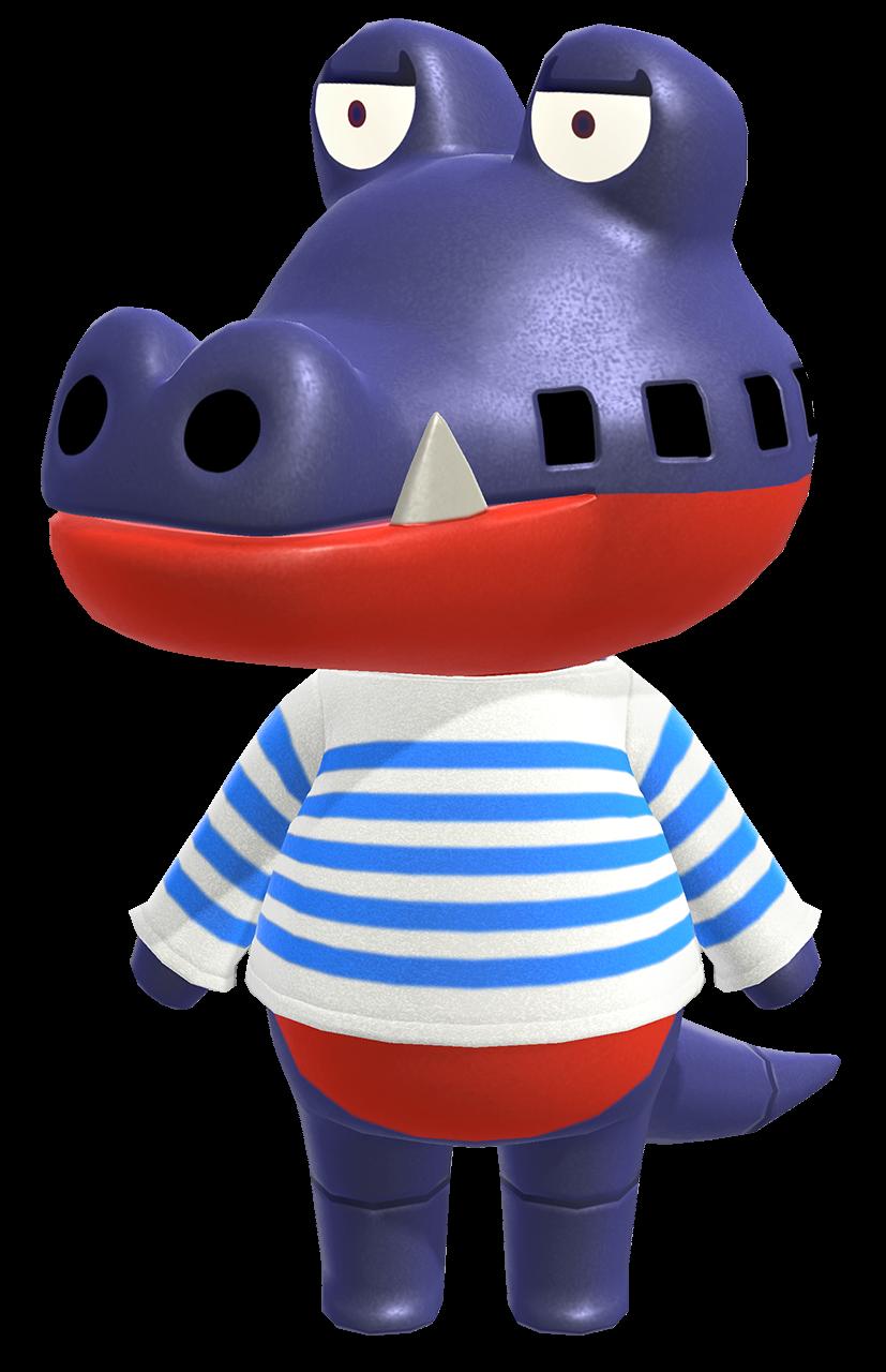 Del Animal Crossing Wiki Fandom