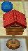 Mailbox - wooden