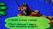 Giant Catfish PG