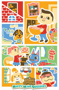 Animal Crossing HHD Poster