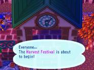 Harvest Festival begins