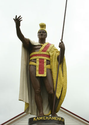 Great statue