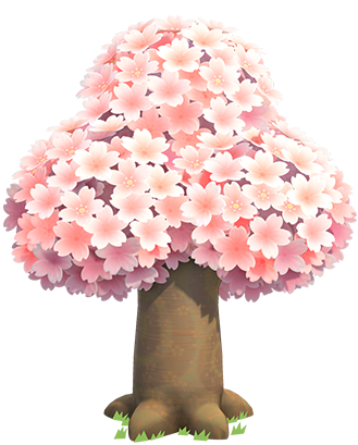 Cherry blossoms series (New Horizons)