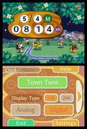 Animal Crossing Clock 2