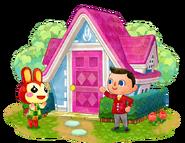 Casa (Happy Home Designer)