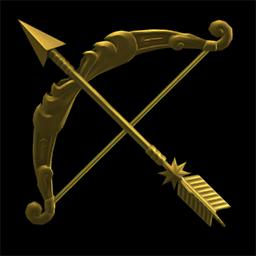Sagittarius arrow