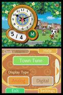 Animal Crossing Clock 3