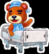 Teddy (Happy Home Designer) 02