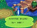 Blue Marlin Animal Forest e plus 2
