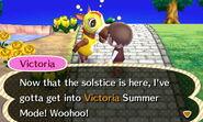Victoria's Summer Solstice