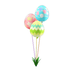 Bunny Day merry balloons