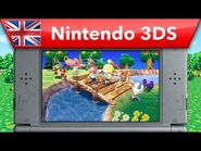 Animal Crossing- New Leaf - Welcome amiibo - New Features Trailer (Nintendo 3DS)