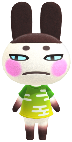 Genji Animal Crossing Wiki Fandom