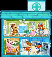 Hospital (Happy Home Designer)