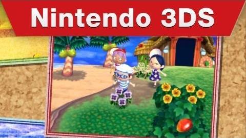 Nintendo 3DS - Animal Crossing New Leaf Tourism Trailer 2