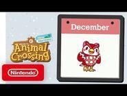 Animal Crossing- New Horizons - Exploring December - Nintendo Switch