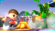 Aldeano Super Smash Bros (2)