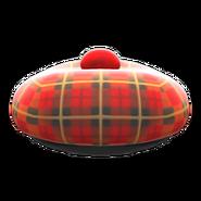 NH-Hat-Tam-o'-shanter red