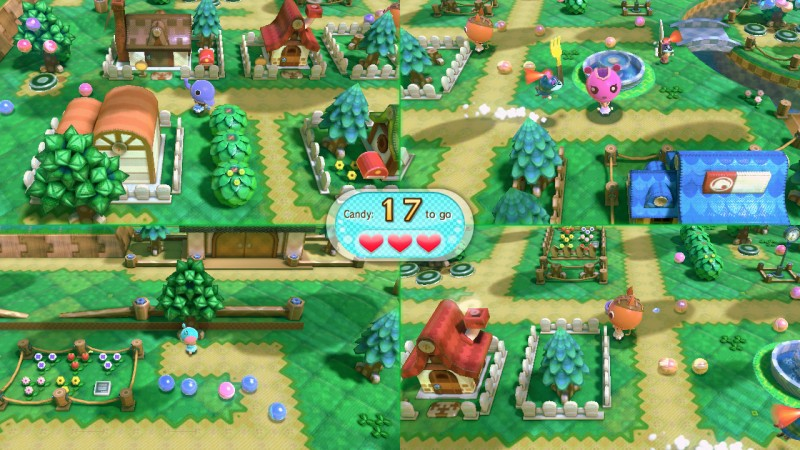 Nintendo Land