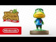 Animal Crossing- New Leaf - Welcome amiibo - Kapp'n (Nintendo 3DS)