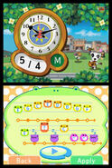Animal Crossing Clock 4