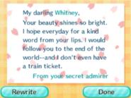 Letter 3 -whitney