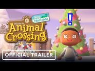 Animal Crossing- New Horizons - Official December Update Trailer
