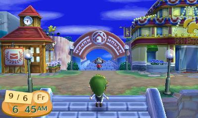 Main Street (New Leaf)