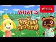What is Animal Crossing- New Horizons? (Nintendo Switch)