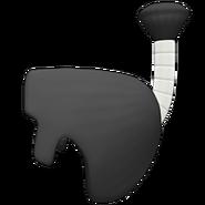 NH-Headwear-Samurai wig