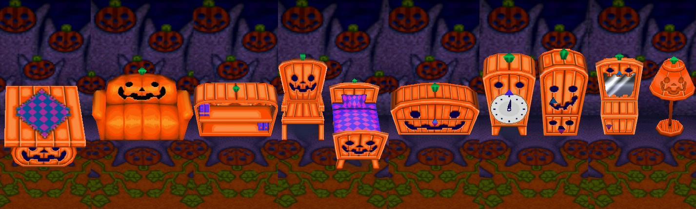Spooky series