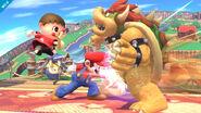 Aldeano Super Smash Bros (6)