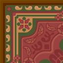 Flooring plush carpet