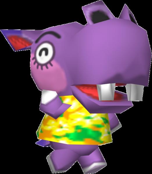 Lulu (villager)