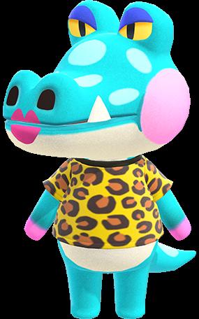 Alligator Animal Crossing Wiki Fandom