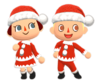 Jugadores Santa (Pocket Camp)