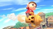 Aldeano Super Smash Bros (11)