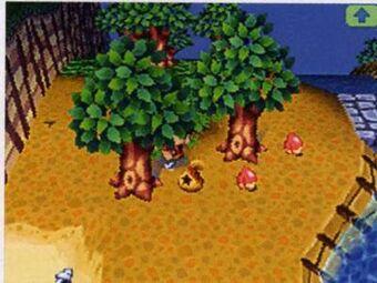Arbre Animal Crossing Wiki Fandom
