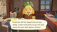 NH-Isabelle Festivale Announcement