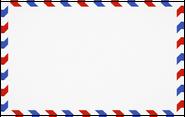 NH-Airmail card