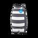 NH-Dresses-Horizontal-striped wet suit (black).png