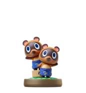 Timmy & Tommy amiibo figure