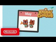 Animal Crossing- New Horizons – Don't Miss Out on May!