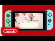 Nintendo Switch My Way – Animal Crossing- New Horizons