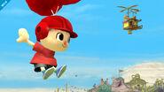 Aldeano Super Smash Bros (5)
