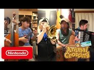 Animal Crossing- New Horizons - Theme Song Performance - Nintendo Switch