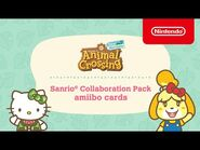 Get Ready for a Sanrio Crossover! – Animal Crossing- New Horizons – Nintendo Switch