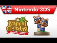 Animal Crossing- New Leaf - Welcome amiibo - Timmy & Tommy (Nintendo 3DS)