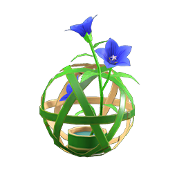 Bamboo sphere